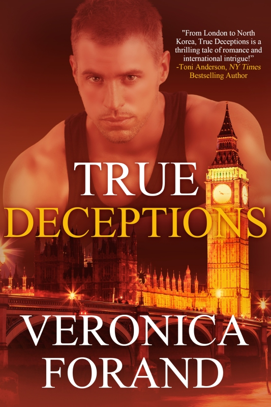 True Deceptions COVER