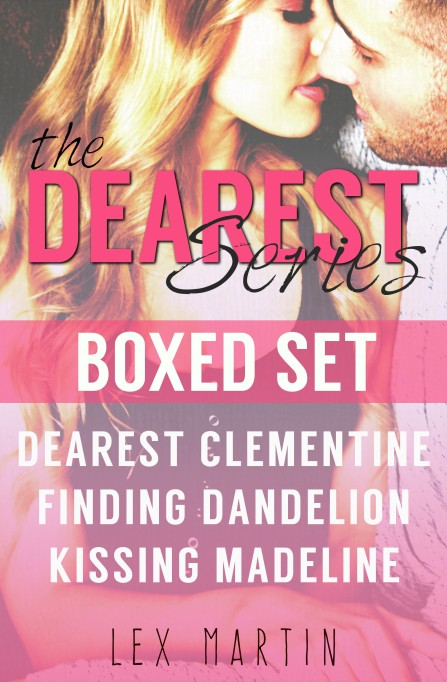 Dearest Series Boxed Set Ebook Cover