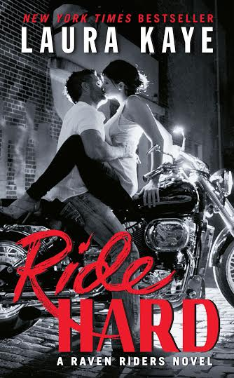 RIDE HARD - cover