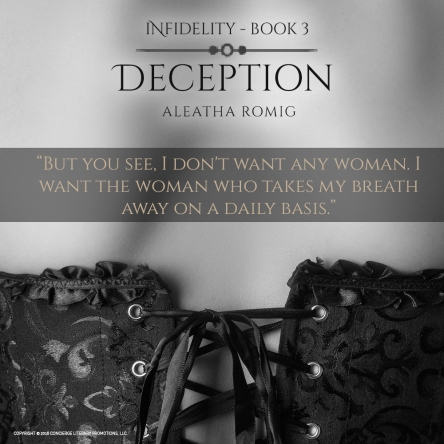 DECEPTION - ANY WOMAN