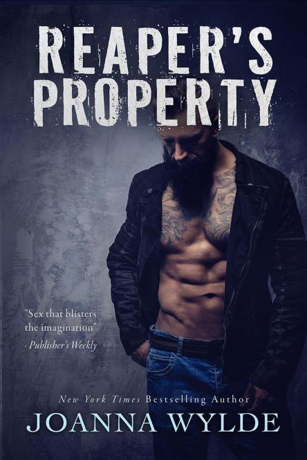 reaper's property new cover