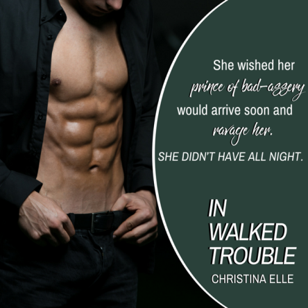 In Walked Trouble Teaser 1