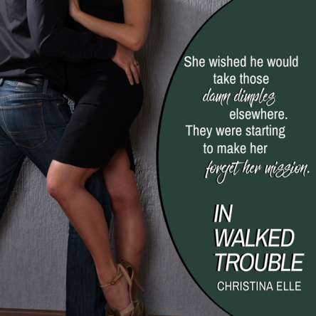 In Walked Trouble Teaser 2