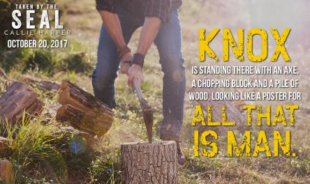 TBTS chopping wood